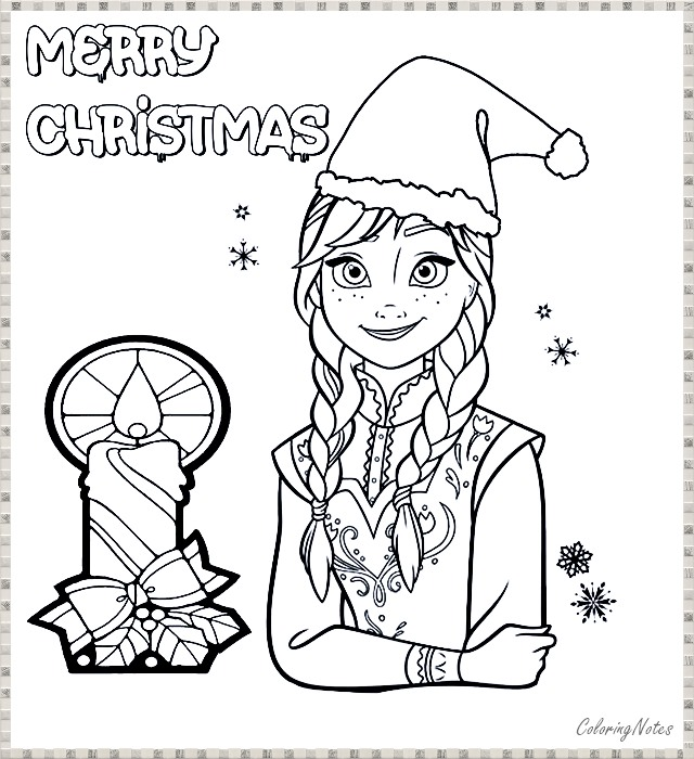 Funny Christmas Coloring Pages Frozen Frozen Christmas Christmas Coloring Pages Christmas Colors