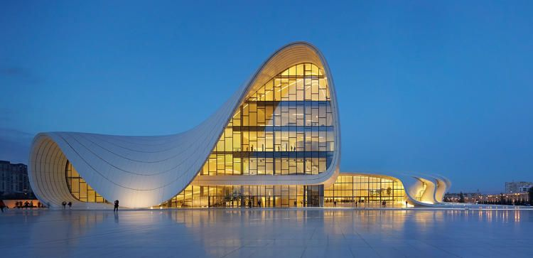 Modern Architecture Photography the year's best architecture photography | business design, baku