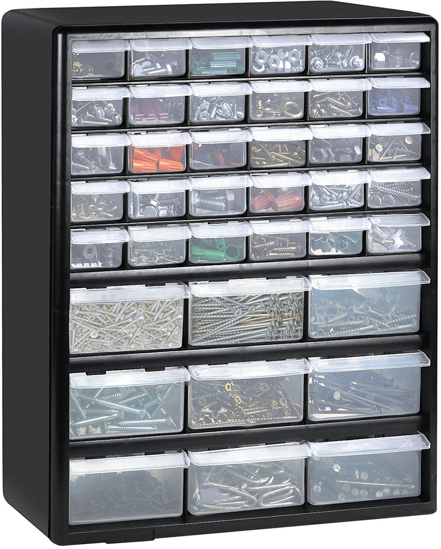 Greenpro Wall Mount Hardware And Craft Storage Cabinet Drawer
