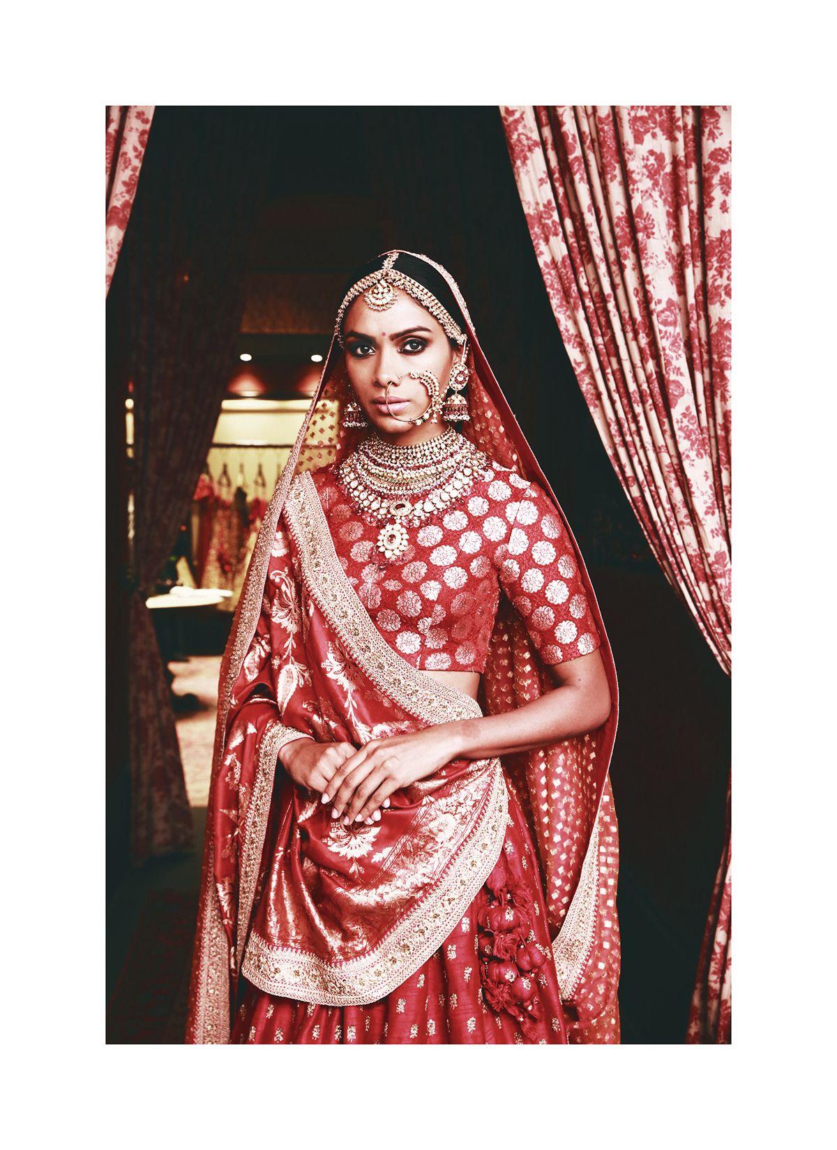 Stunning bridal | Royalty Indian Wedding | Pinterest
