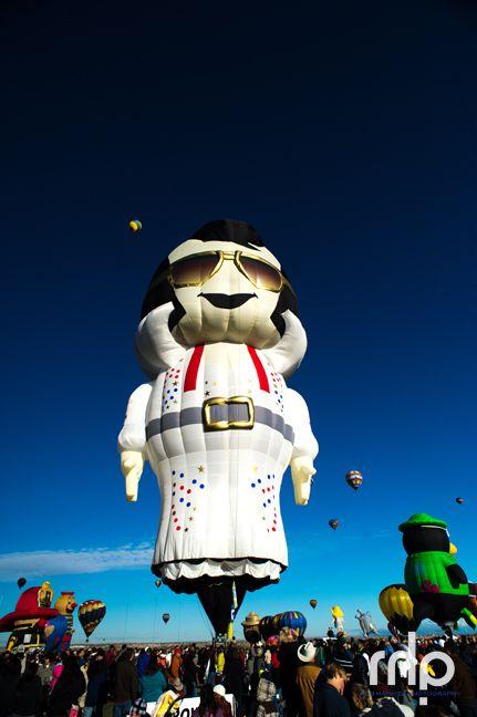 Albuquerque Hot Air Balloon | Hot Air Balloon Festival-Albuquerque, New Mexico ‹ Commercial ...