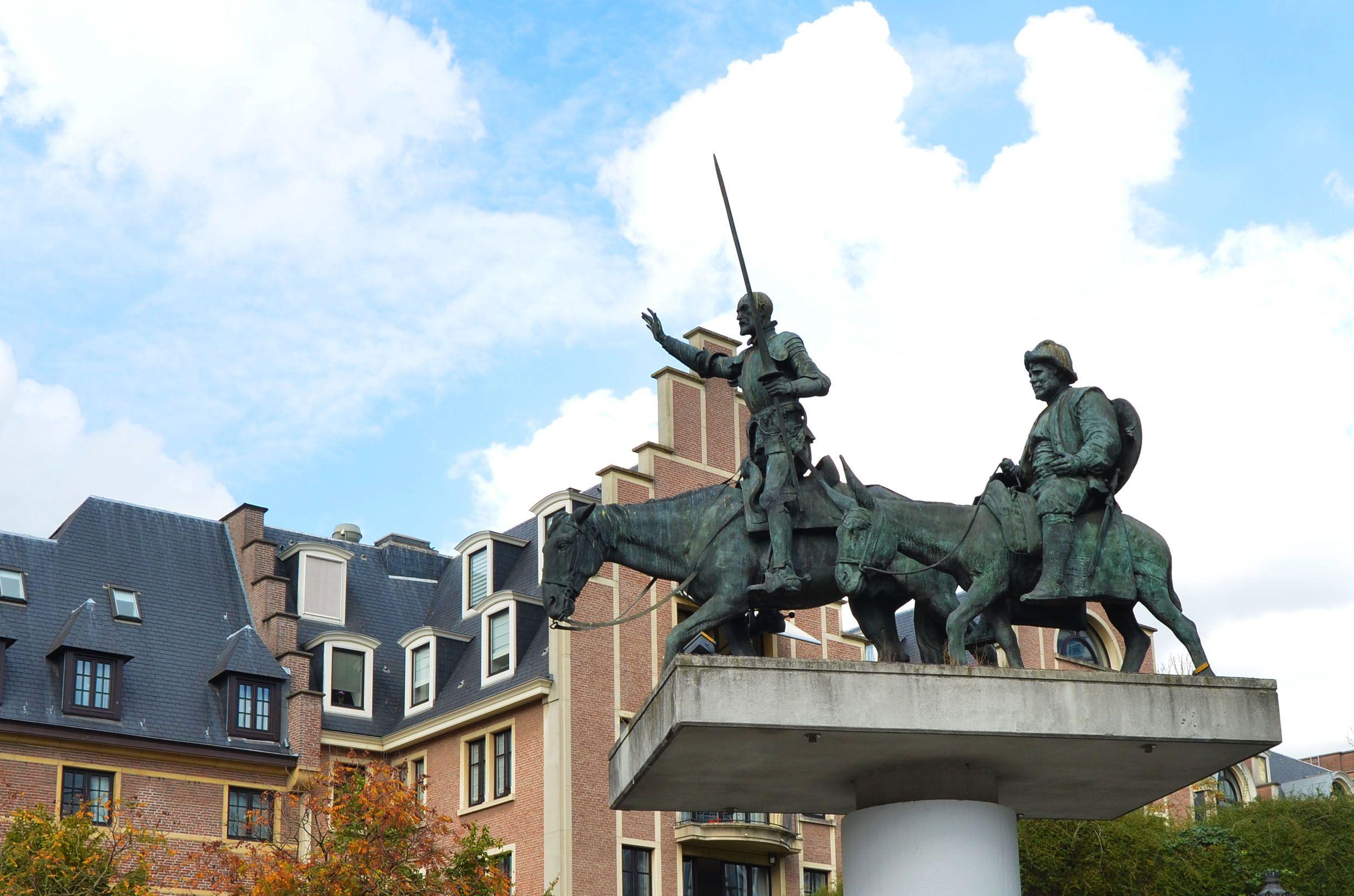 Place d´Espagne, Bruselas, Bélgica