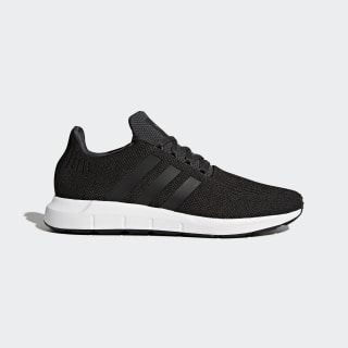 Swift Run Schuh | Black adidas shoes, Adidas running shoes