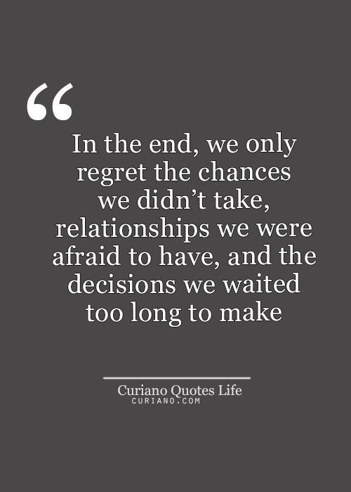 Curiano Quotes Life