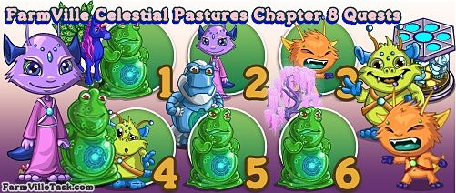 FarmVille Celestial Pastures Chapter 8 Quests http://farmvilletask.com/celestial-pastures/chapter-8-a-song-at-the-end-of-the-world/