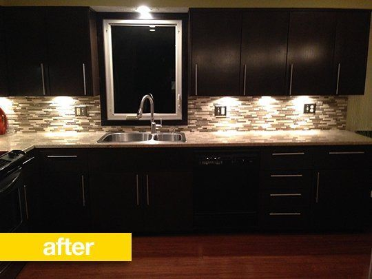 Kitchen Before & After: A 1970s Kitchen Goes Contemporary ...