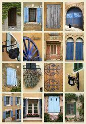 Photo of Blue shutters  Blue shutters ,  #Blue #Shutters Check more at shuttersrepurpose….