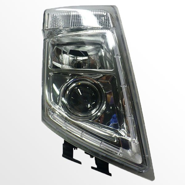 volvo headlight fh  fm rhd  rhs  right hand side    off