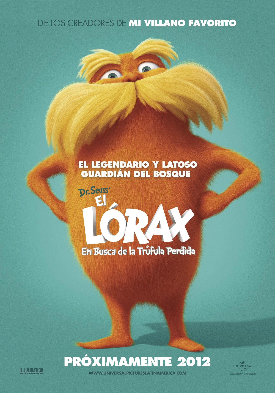 Bso el lorax latino dating
