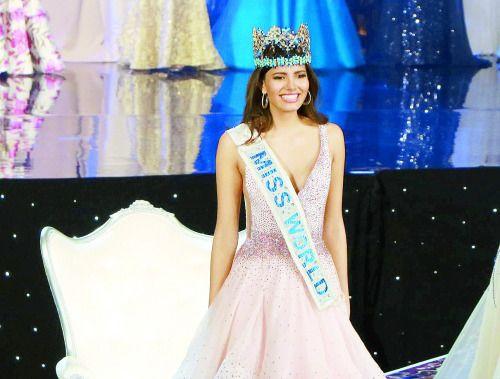 Recibimiento de Miss Mundo ya tiene fecha -...