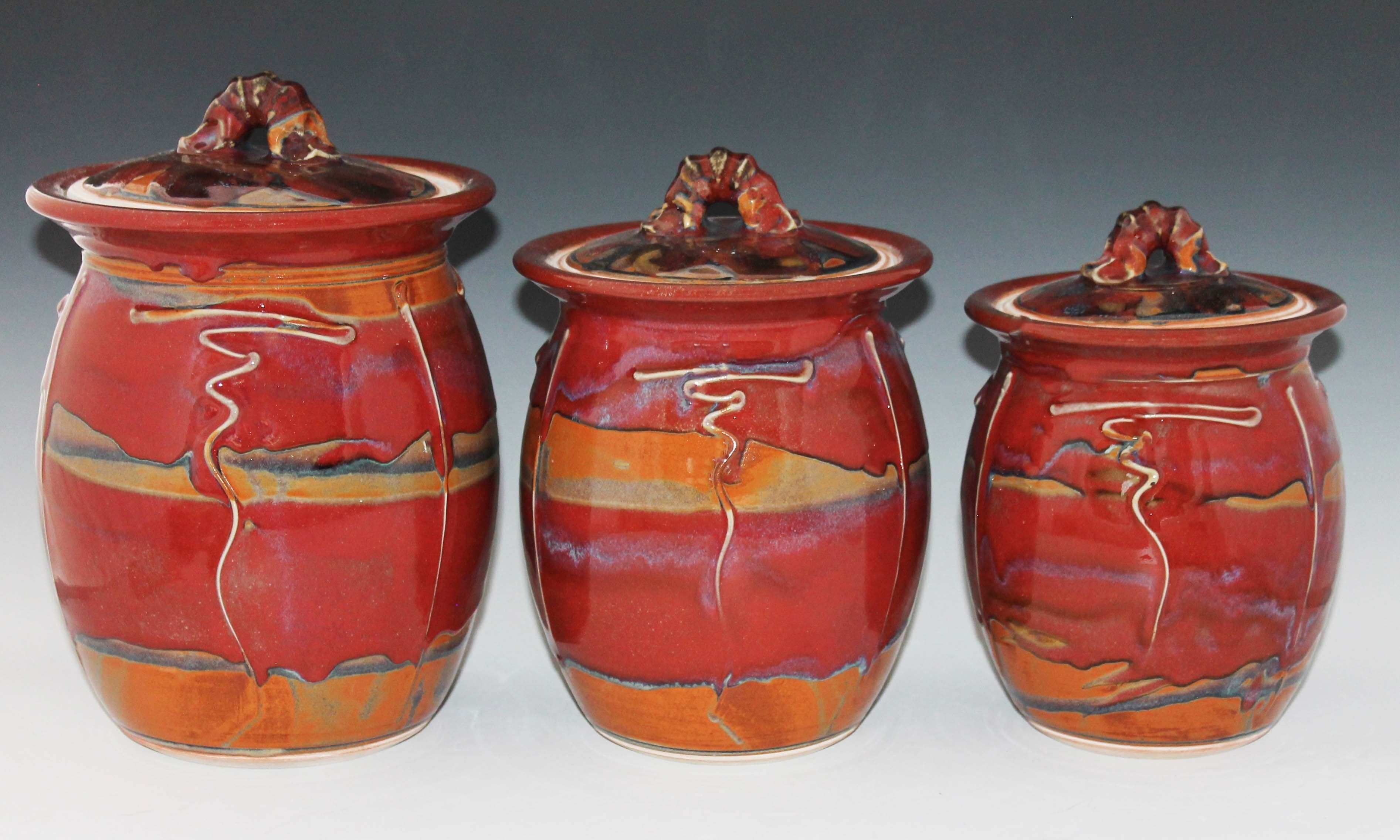 Southwest Canister Set With Images