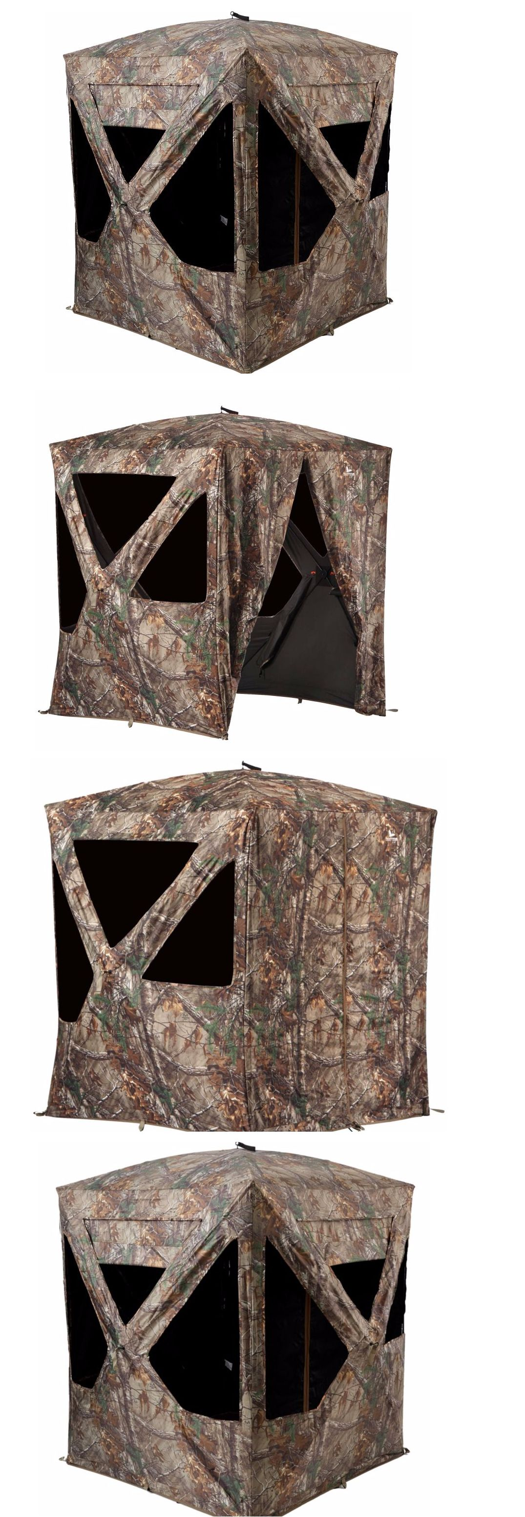walmart two blinds person tripod com game ip big ground blind man