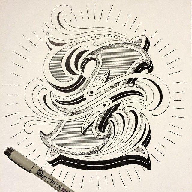 hand type by Nim Ben-Reuven