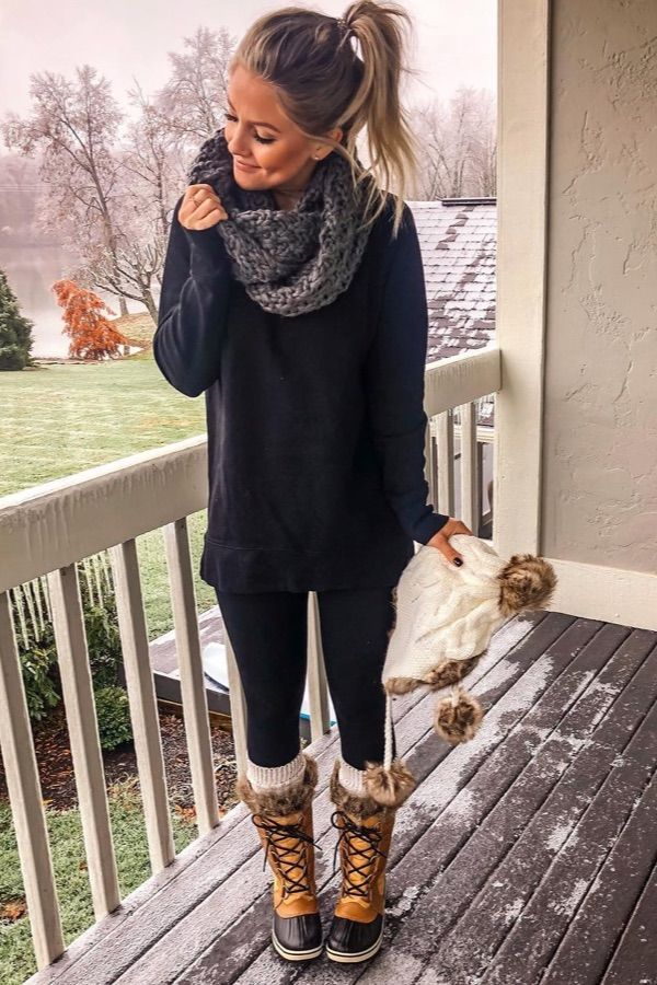35 Must Have Outfits To Keep You Warm & Looking Good This Winter -