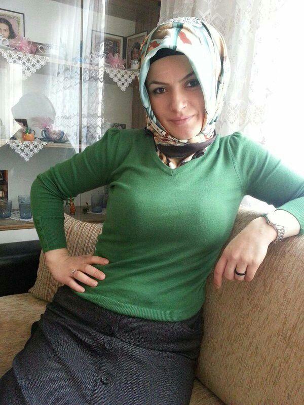 Turban hijab turkish jilbab part 2 4