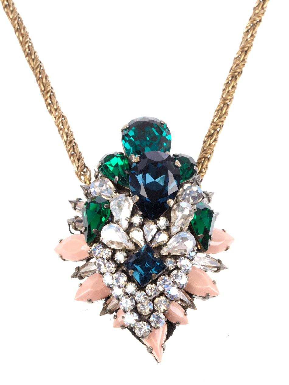 Fashion style Jewelery trendy and accessories in shourouk collection for girls
