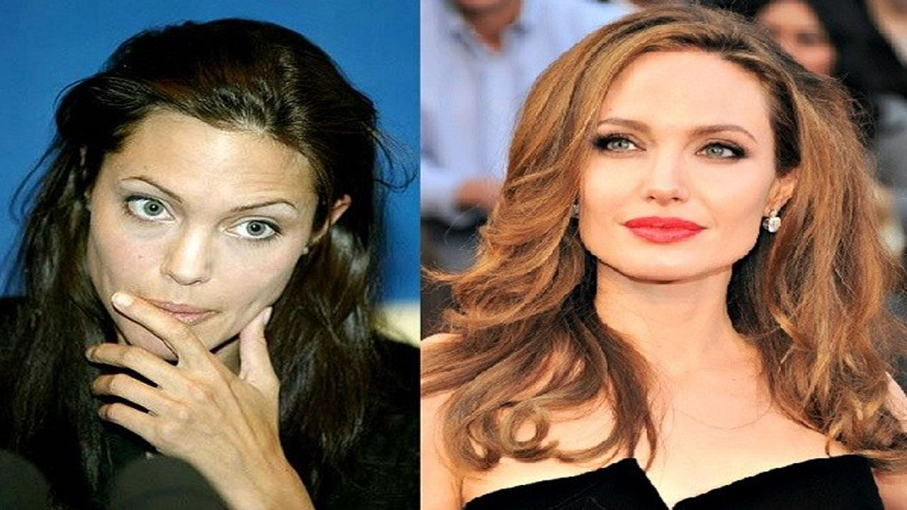 10 Famous Celebrity Without Makeup Really Its Shocking