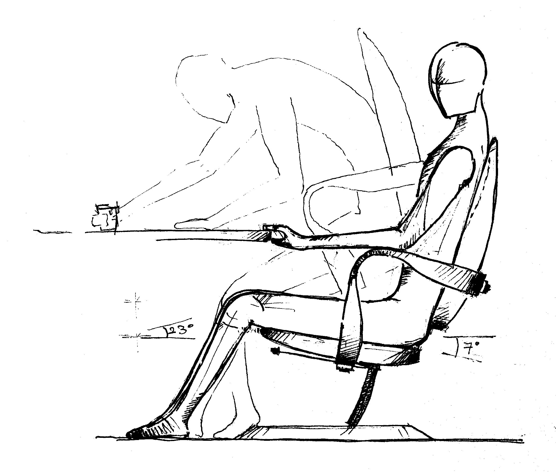 Chair Sketch fine chair design sketches e with