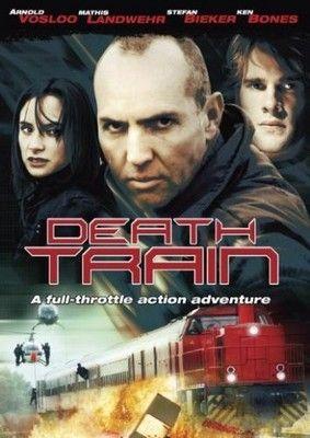 O Trem Da Morte Dublado 2005tela De Cinema Capas De Filmes