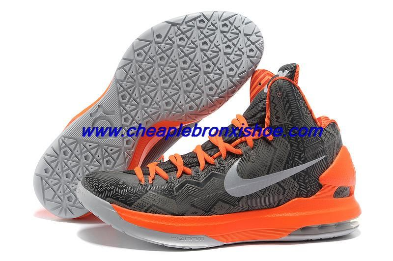 Cheap Kevin Durant Shoes Grey Orange White, cheap Nike KD 5 Shoes, If you  want to look Cheap Kevin Durant Shoes Grey Orange White, you can view the Nike  KD ...