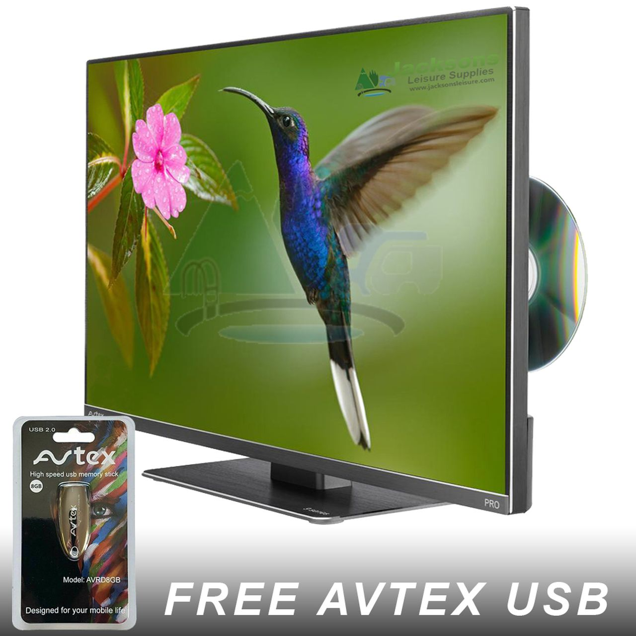 Avtex L219drs Pro 12v Led Tv Freeview Hd Sat Hd Dvd Rec Caravan Motorhome Tv In 2020 Led Tv Digital Tuner 12v Led