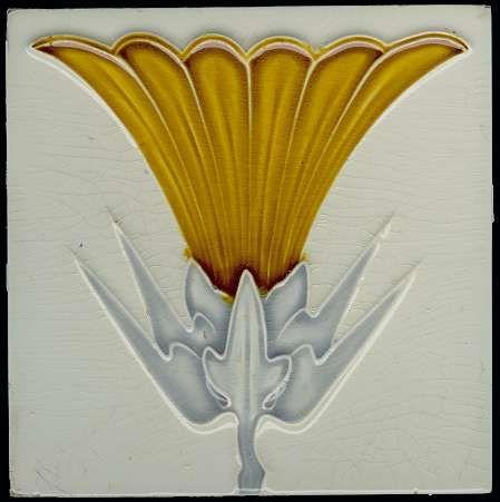Art1900 Antiquitaten Berlin Kurfurstendamm 53 Jugendstil Fliese Art 1900 Art Nouveau Tile Jugendstil Blumen Jugendstil Muster Jugendstilfliesen