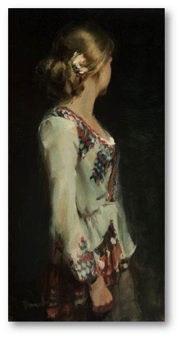 Johanna Harmon - Figurative Oil Paintings
