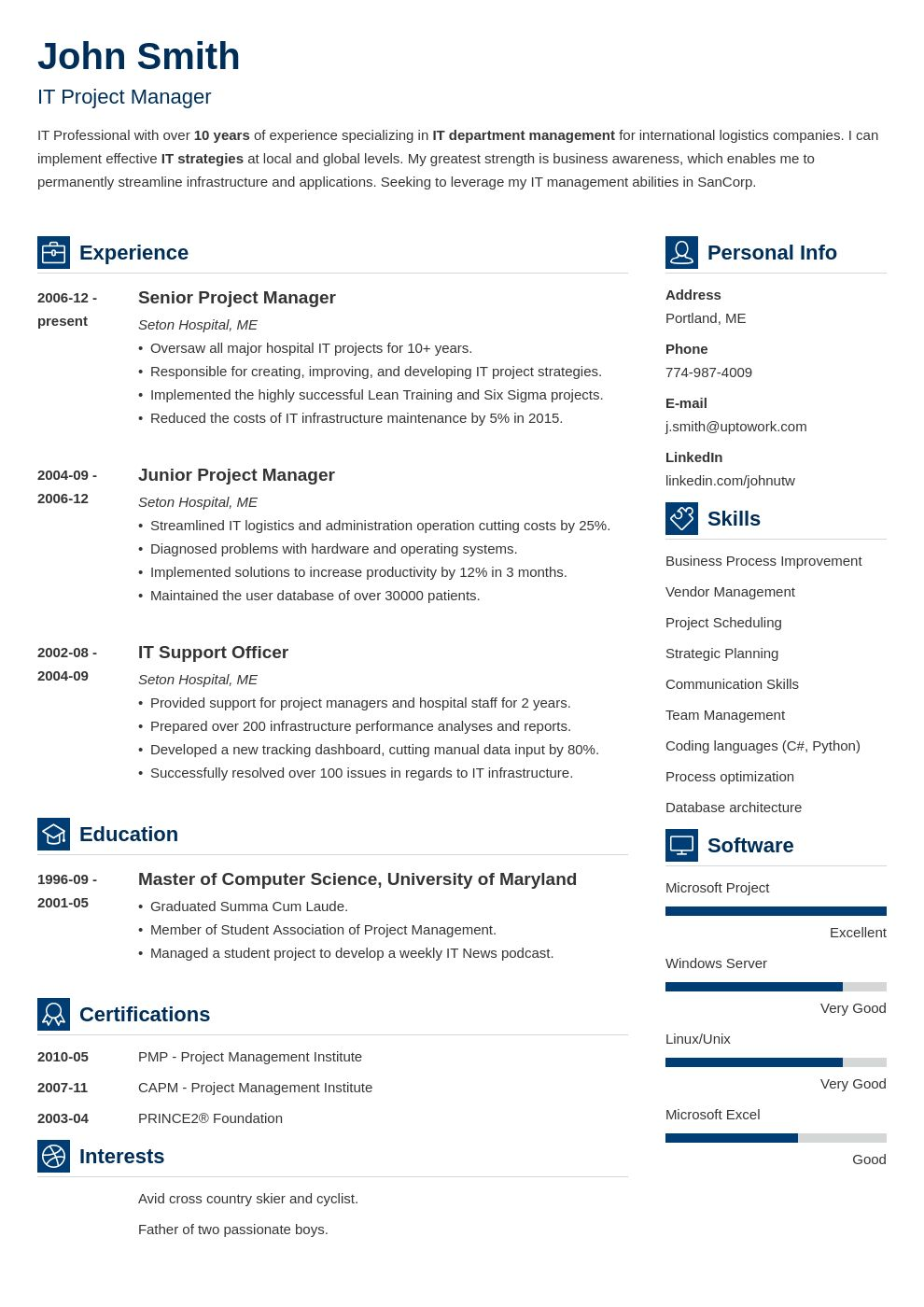 Best Cv Maker Online. Create A Perfect Cv Now [In 5 Mins