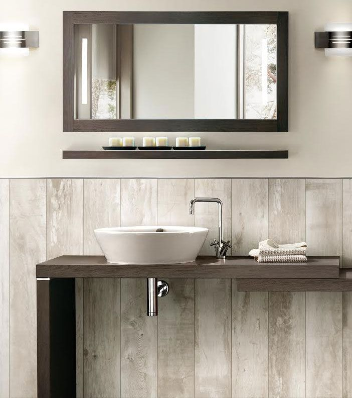 Beige Tile Entry By Florida Tile Bt Powder Pinterest Small Cool Beige Tiled Bathrooms Minimalist
