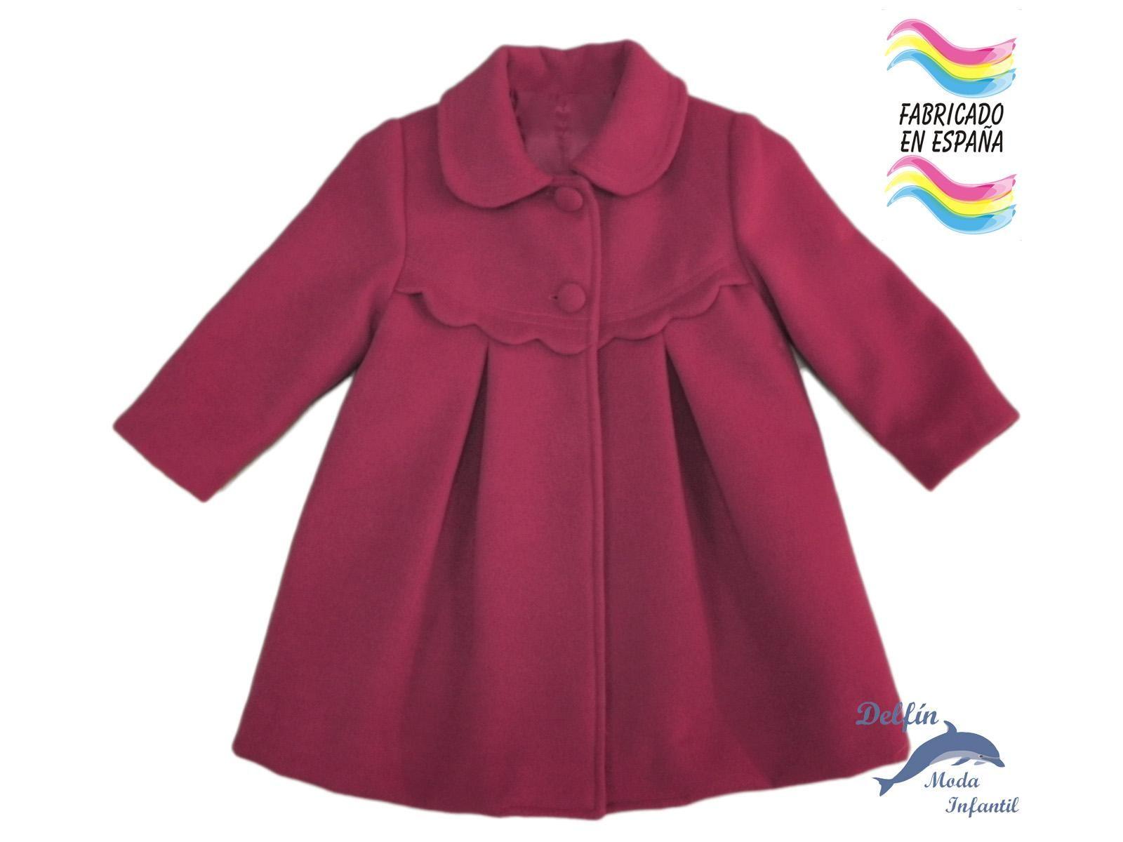 b3a31f55c como hacer un abrigo para niña de polar - Buscar con Google