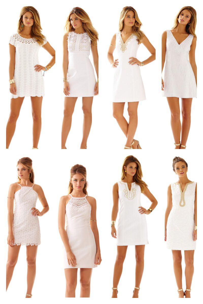 White Dress For Spring Summer By Lilly Pulitzer White Graduation Dress White Dresses Graduation White Dress White Dress Summer [ 1200 x 800 Pixel ]