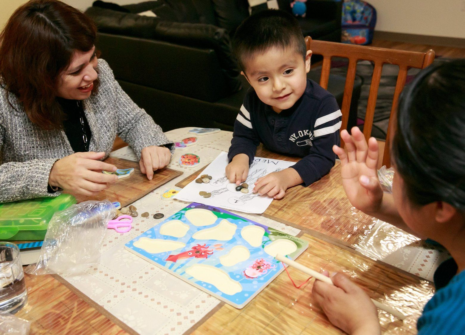 Hundreds of children from low-income families in the Seattle area have graduated from a program that aims to level the playing field well before students enter kindergarten.