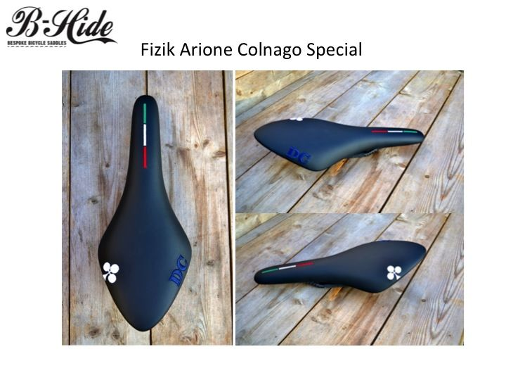 Colnago Special Bespoke Saddle