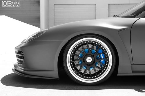 Widebody Porsche 996