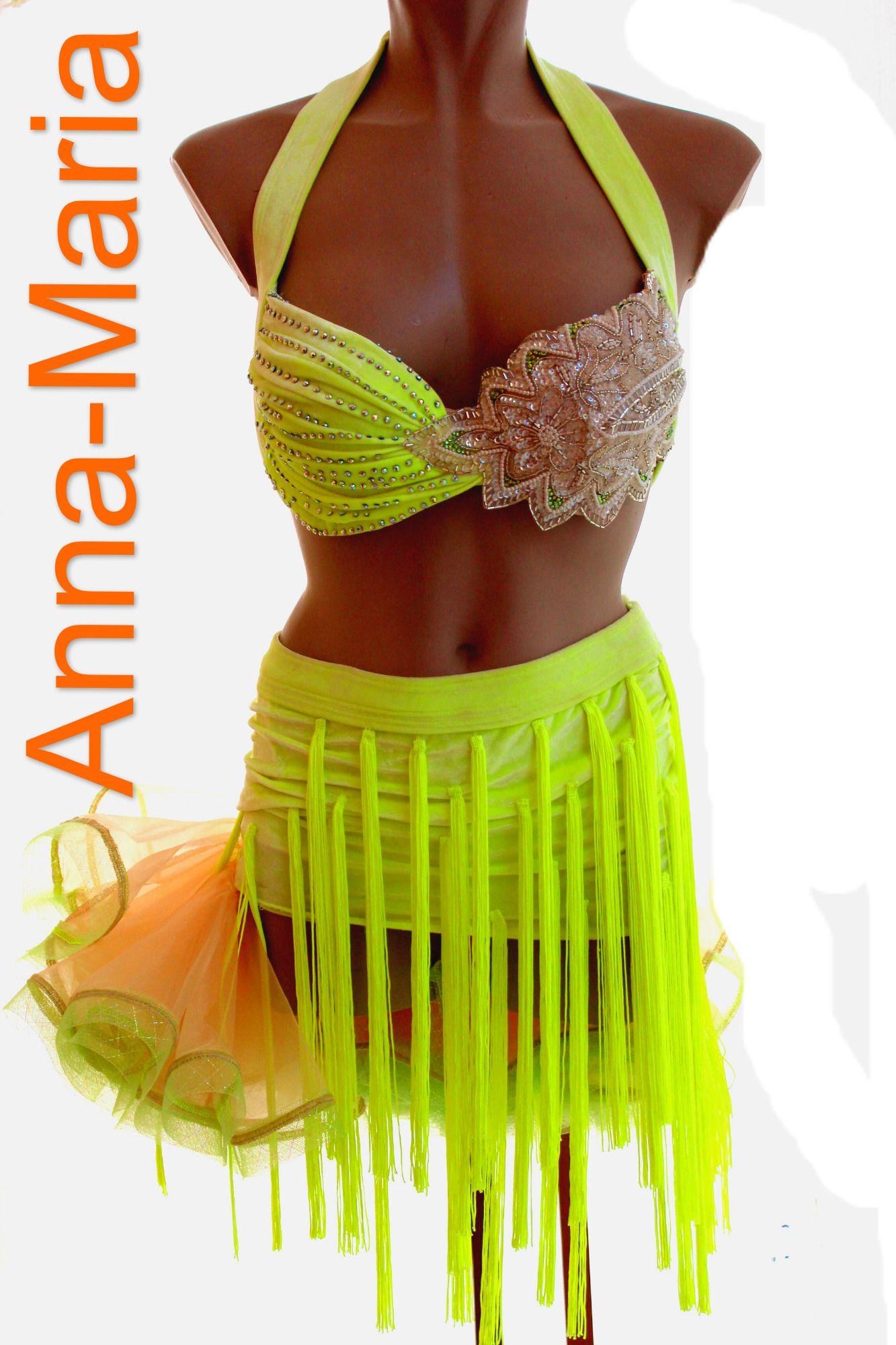 de8f9d91304 salsa dress by Anna-Maria | dance | Pinterest