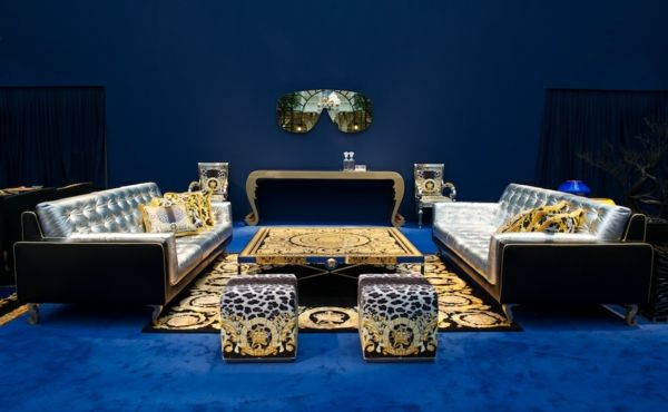 Versace Home Collection 2012 Animal Prints Versace Furniture Versace Home Design