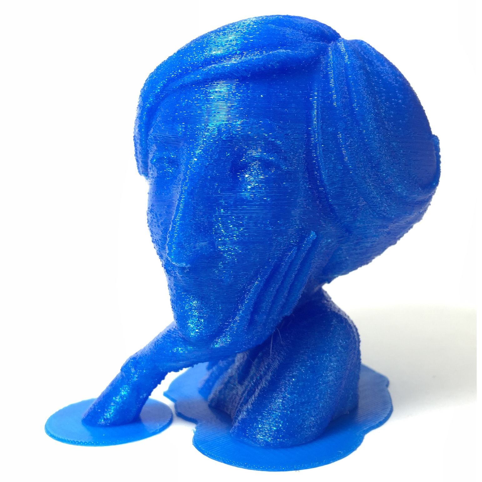 The Thoughtful Professor by Ola Sundberg  #3dprinting #3dprinted #sculptures