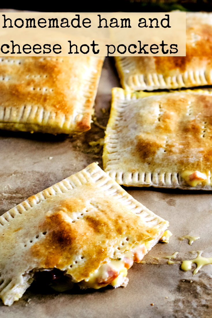 Homemade Ham and Cheese Hot Pockets Recipe in 2020 (With
