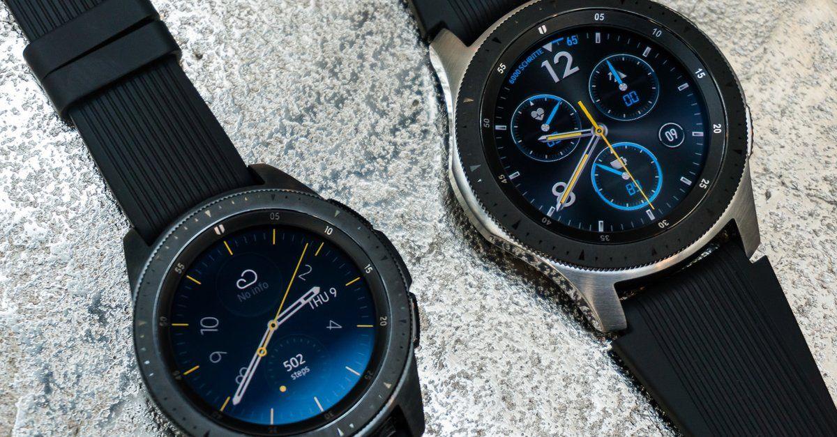 Samsung Galaxy Watch Amazon Saturn Mediamarkt Liefern Sich Preiskampf Smart Watch