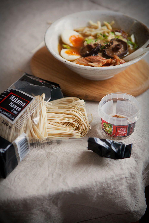 Ramen Nasz Prosty Sposob Na Japonski Rosol Ramen Pomysly Na Dania Jedzenie