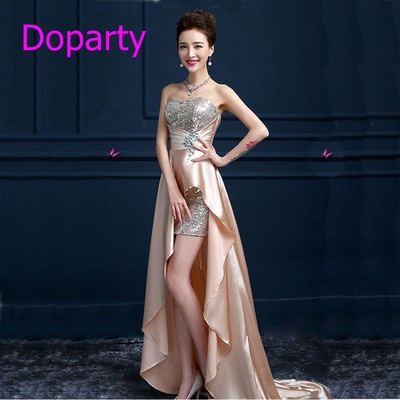 Dress Evening Wear Crystal