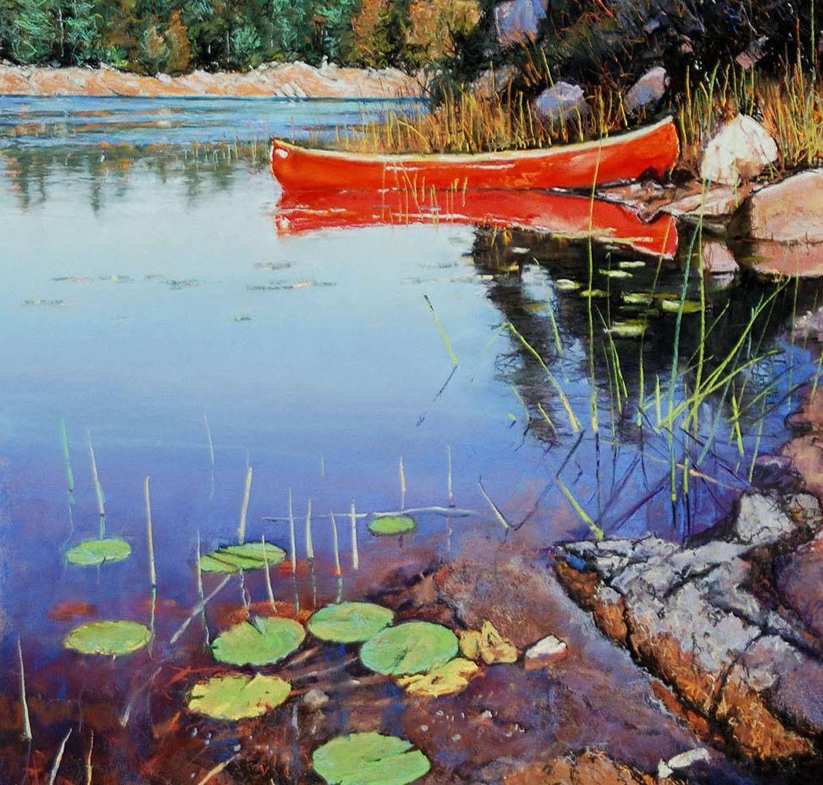 Ontario Landscape Artists Landscape Artist Landscape Canada Landscape