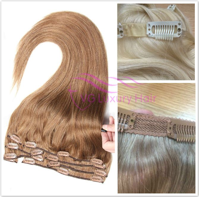 Vg Luxury Hair Wholesale Manufacturer Clip In Hair Extensions Luxury