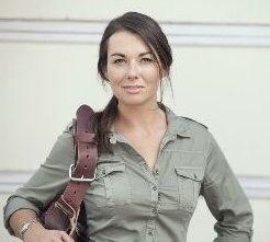 Inspiring women (contractor Kayleen McCabe from Rescue ...  Inspiring women...