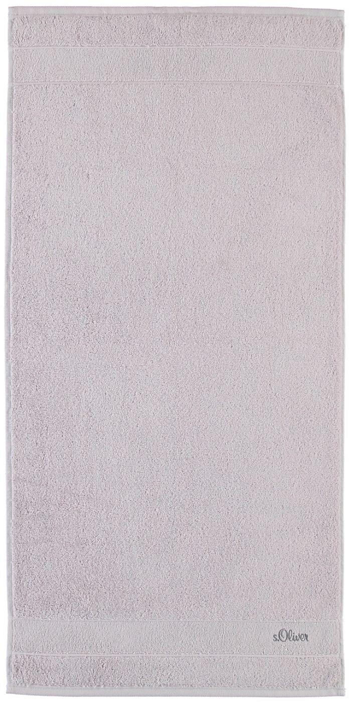 handtücher, s.oliver red label, »uni struktur«, mit strukturierter, Badezimmer ideen