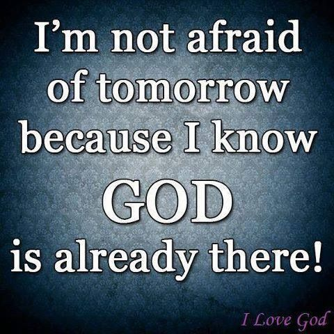Don't fear