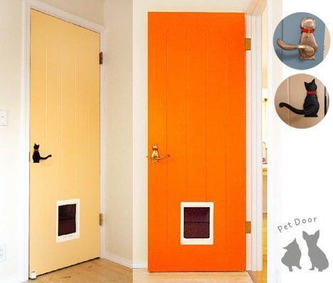 Interior doors Pet doors Wooden doors IM door series