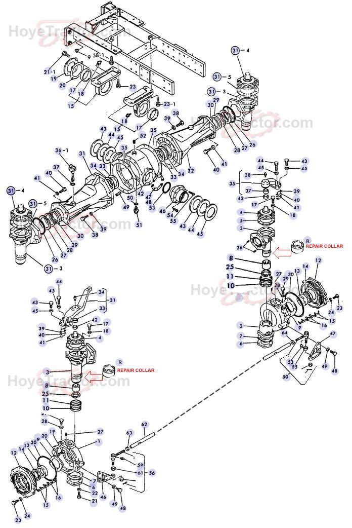 Pin en Tractor John Deere 1050