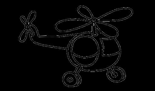 Aneka Mewarnai Gambar Mainan Helikopter Coloring Pinterest