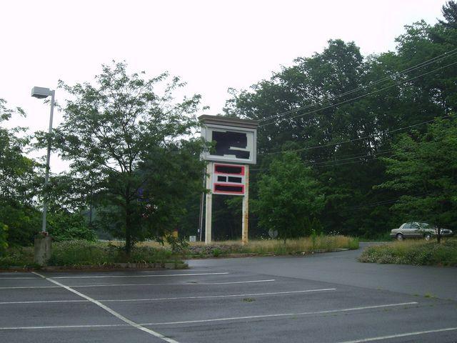 Abandoned Cvs Sign By Remelk Leahcim Via Flickr Abandoned Cvs Electronic Products
